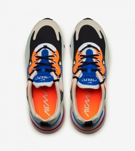Кроссовки Nike Air Max 270 React Fossil W - Фото №2