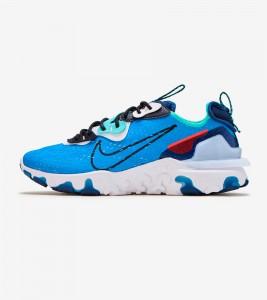 Кроссовки Nike React Vision Laser Blue