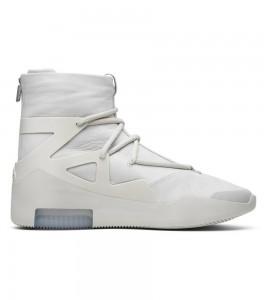 Кроссовки Nike Air Fear Of God 1 'Light Bone Sail' - Фото №2