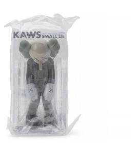 KAWS Small Lie Companion Vinyl Figure Brown 28 См - Фото №2