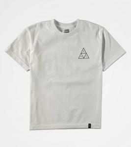 Футболка подростковая HUF Tropical White T-Shirt - Фото №2