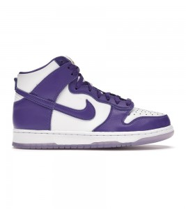 Кроссовки Nike Dunk High SP Varsity Purple WMNS