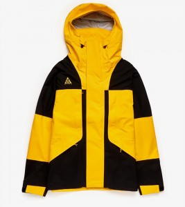 Куртка Nike ACG Gore-Tex Jacket HD Yellow