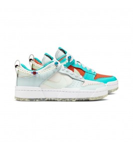 Кроссовки Nike Dunk Low Disrupt Forbidden City WMNS