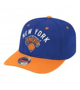 Arco Classic Red Snapback New York Knicks