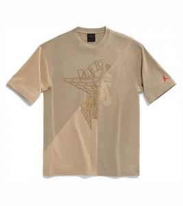 Футболка Travis Scott Cactus Jack x Jordan T-Shirt Khaki/Desert