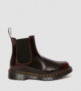 2976 WOMEN'S ARCADIA LEATHER CHELSEA BOOTS