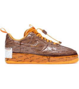 Кроссовки Nike Air Force 1 Low Experimental Archaeo Brown