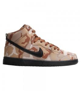 Кроссовки Nike SB Dunk High Pro Desert Camo