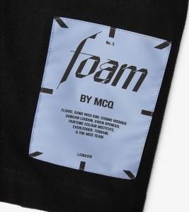 Футболка MCQ Nylon Tech Sid - Фото №2