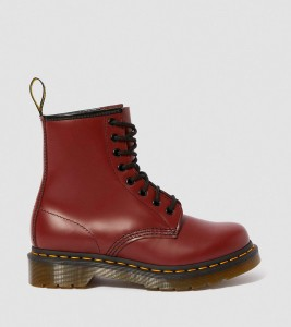Ботинки Dr. Martens 1460 WOMEN'S SMOOTH LEATHER LACE UP BOOTS