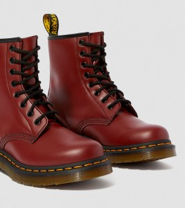 Ботинки Dr. Martens 1460 WOMEN'S SMOOTH LEATHER LACE UP BOOTS - Фото №2
