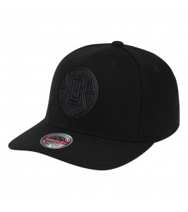 Blacklight Classic Red Snapback Los Angeles Clippers