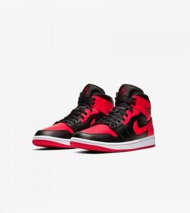 Кроссовки Air Jordan 1 Mid  - Фото №2