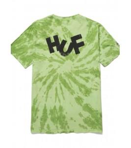 Футболка Huf Haze Brush Tie Dye  - Фото №2