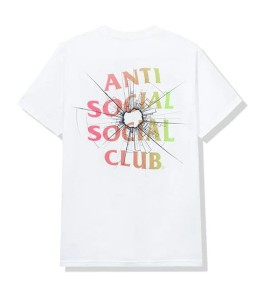 Футболка Anti Social Social Club Theories White