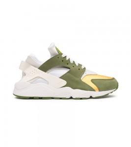 Кроссовки Nike Air Huarache Le Stussy Dark Olive 2021