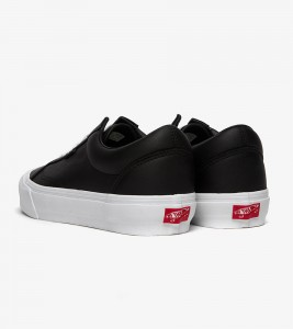 "Кроссовки Vans Vault Old Skool ""Black"" - Фото №2"