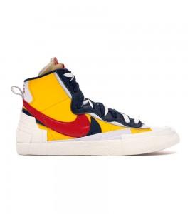 Кроссовки Nike Blazer Mid sacai Snow Beach