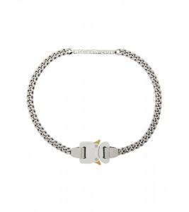 Цепочка 1017 ALYX 9SM Silver ID Buckle Necklace 48 см
