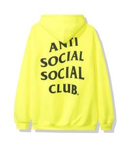Худи Anti Social Social Club Buckets (FW19) Neon - Фото №2