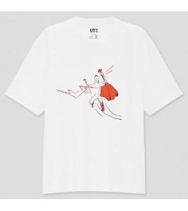 Футболка Uniqlo Jean-Michel Basquiat x Warner Bros. UT-1