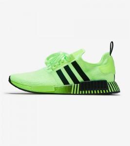Кроссовки adidas NMD R1 Green Black