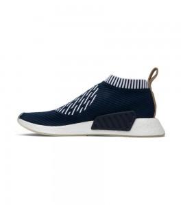 Кроссовки adidas NMD_CS2 Primeknit 'Ronin' - Фото №2