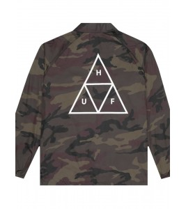 Куртка Huf Triple Triangle Coaches  - Фото №2
