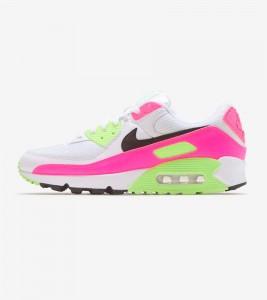 Кроссовки Nike Air Max 90 Pink Volt W