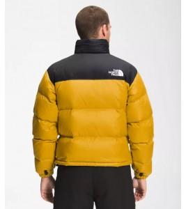 Куртка The North Face 1996 Retro Nuptse Arrowwood Yellow - Фото №2