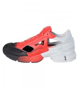 Кроссовки adidas by Raf Simons Ozweego Replicant Red Halo Blue