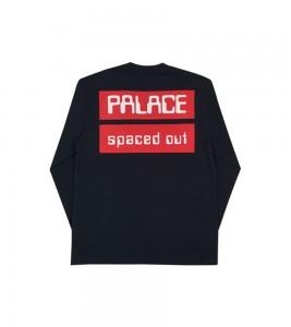 Лонгслив Palace P-Moon Black - Фото №2