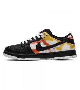 Кроссовки Nike SB Dunk Low Raygun Tie-Dye Black - Фото №2
