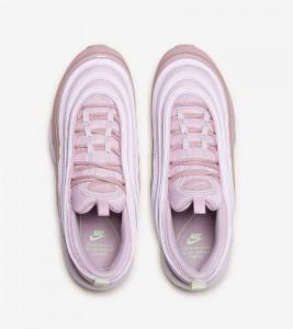 Кроссовки Nike Air Max 97 Barely Rose Volt W - Фото №2
