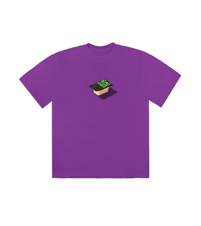 Футболка Travis Scott x McDonald's Cactus Sauce III Purple