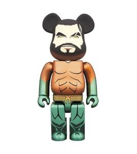 Bearbrick Aquaman 400% Multi