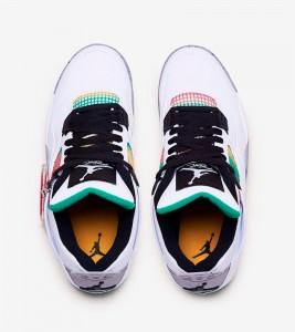 Кроссовки Air Jordan 4 Retro Rasta - Фото №2