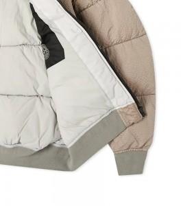 Куртка Stone Island Seeksucker Nylon Jacket Grey - Фото №2