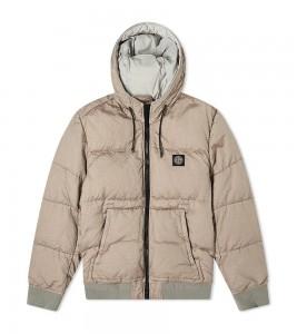 Куртка Stone Island Seeksucker Nylon Jacket Grey