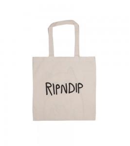 Сумка-шоппер RIPNDIP OG Lord Nermal Tote Bag - Фото №2