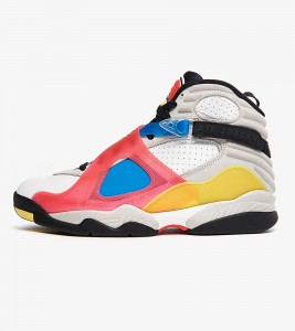 Кроссовки Air Jordan 8 RETRO SE White Multicolor