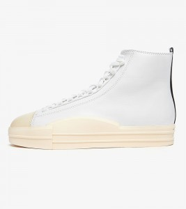 Кроссовки adidas Y-3 YUBEN MID White