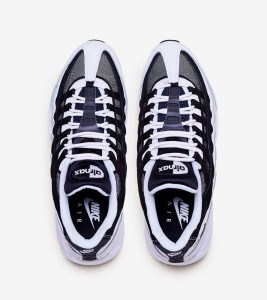 Кроссовки Nike Air Max 95 Essential Yin Yang White - Фото №2