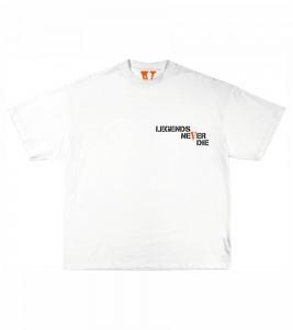 Футболка Juice Wrld x Vlone Butterfly T-Shirt White - Фото №2
