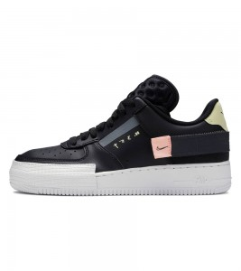 Кроссовки Nike Air Force 1 Type Black