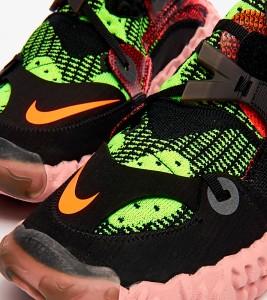 Кроссовки Nike OVERREACT FLYKNIT ISPA - Фото №2