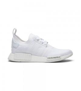 Кроссовки adidas NMD_R1 Primeknit 'Japan Triple White'
