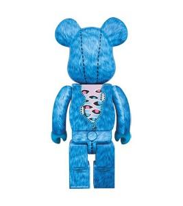 Bearbrick IT Bear 400% Blue - Фото №2