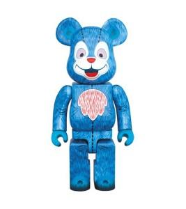 Bearbrick IT Bear 400% Blue